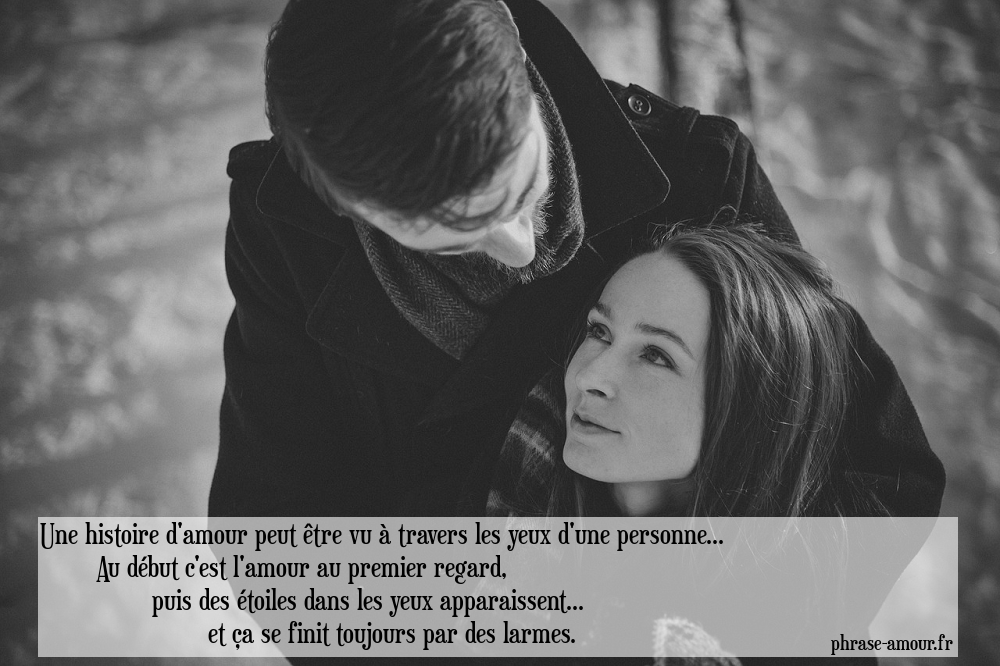 amour yeux photo